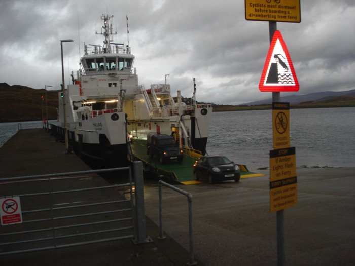 The Raasay Ferry